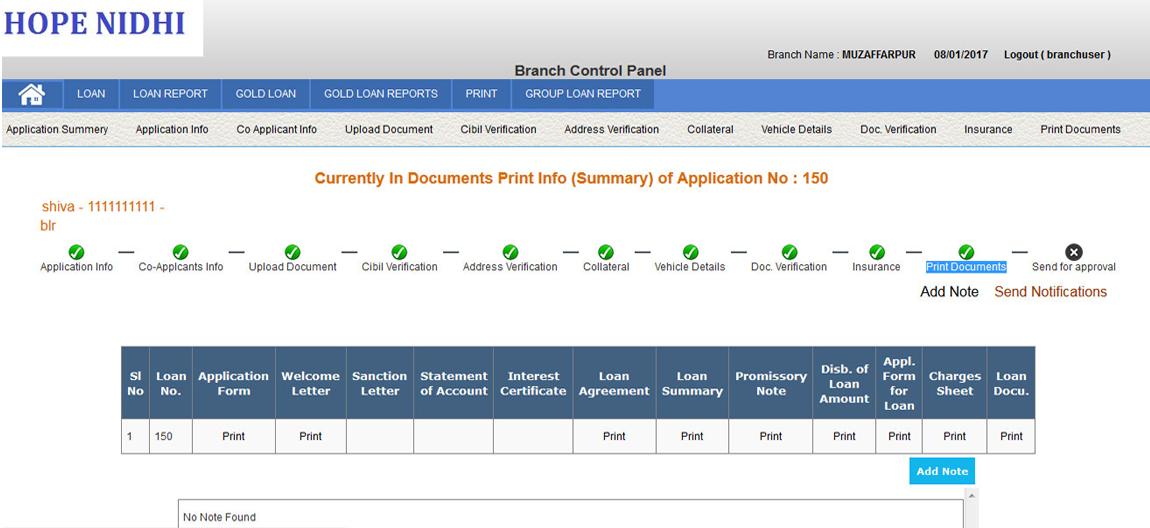 where do you send verification of status application