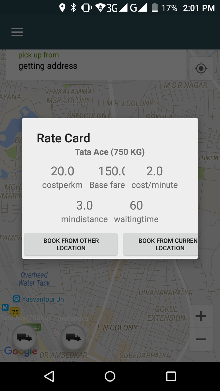 Taxi / Cab Booking Software in Bangalore, Taxi / Cab Management